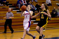 Glenbard South vs Elmwood Park Girls Basketball Dec 9