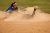 Glenbard South vs Glenbard North Softball