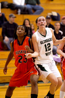 Glenbard West vs Oak Park River Forest Basketball Dec 4